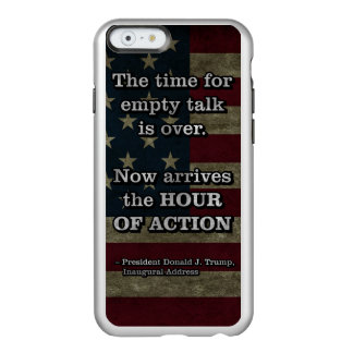 PRES45 HOUR OF ACTION INCIPIO FEATHER® SHINE iPhone 6 CASE
