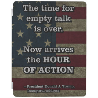 PRES45 HOUR OF ACTION iPad COVER