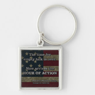PRES45 HOUR OF ACTION KEY RING