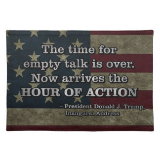 PRES45 HOUR OF ACTION PLACEMAT