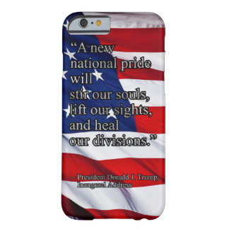 PRES45 NATIONAL PRIDE BARELY THERE iPhone 6 CASE