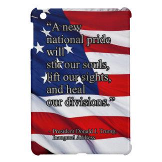 PRES45 NATIONAL PRIDE iPad MINI COVER