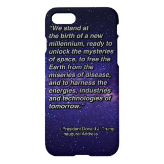 PRES45 NEW MILLENNIUM iPhone 8/7 CASE