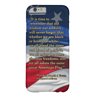 PRES45 OLD WISDOM BARELY THERE iPhone 6 CASE