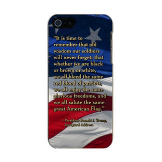 PRES45 OLD WISDOM INCIPIO FEATHER® SHINE iPhone 5 CASE