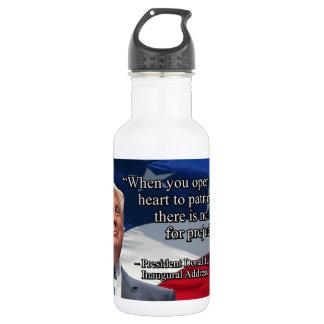 PRES45 OPEN YOUR HEART 532 ML WATER BOTTLE