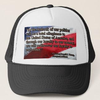 PRES45 TOTAL ALLEGIANCE TRUCKER HAT