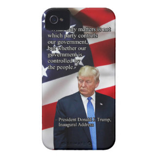 PRES45 WHAT TRULY MATTERS iPhone 4 COVERS