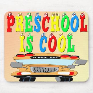 Preschool Cool Bus Mouse Pad