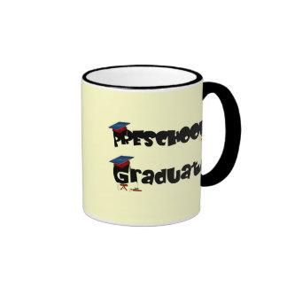 Preschool Graduate  Tshirts and Gifts Mugs