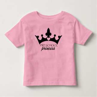 Preschool Princess Toddler T-Shirt