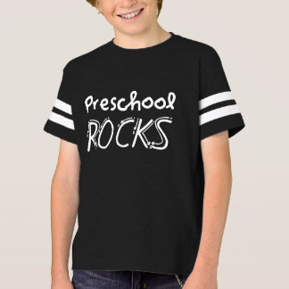 Preschool Rocks Kids Shirt