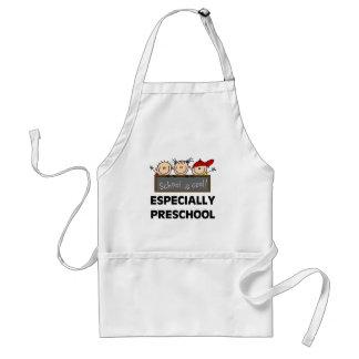 Preschool School is Cool Tshirts and Gifts Standard Apron