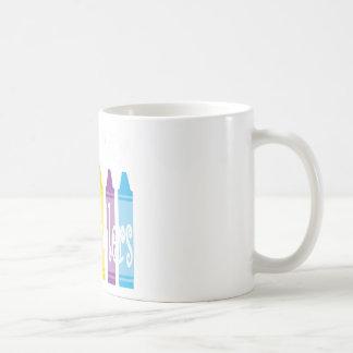 preschool teacher2 coffee mug