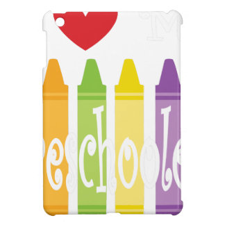 preschool teacher2 cover for the iPad mini