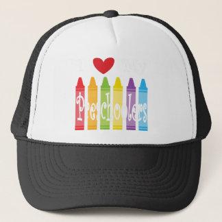 preschool teacher2 trucker hat