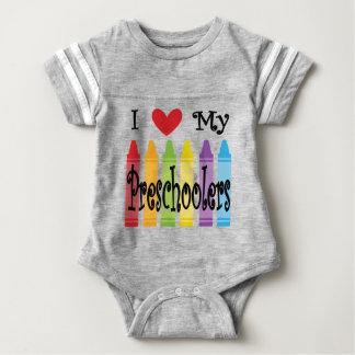 preschool teacher baby bodysuit