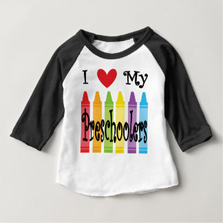 preschool teacher baby T-Shirt