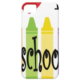preschool teacher barely there iPhone 5 case
