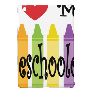 preschool teacher iPad mini case