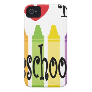 preschool teacher iPhone 4 case