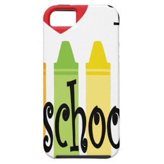 preschool teacher tough iPhone 5 case