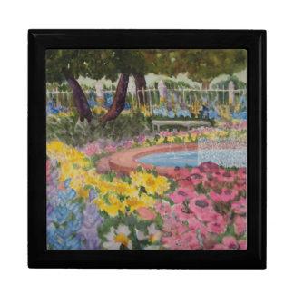 Prescott Park Garden Poppies Portsmouth NH Gift Box