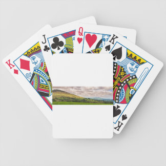 Preseli Hills Bicycle Playing Cards