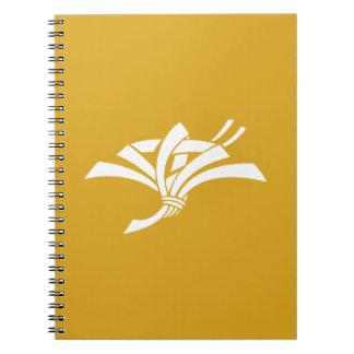 Present crane notebooks