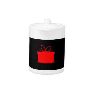 Present In A Red Box