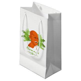 Present stock market Gandhi Small Gift Bag
