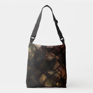 Present tense crossbody bag
