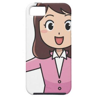 Presenter iPhone 5 Case