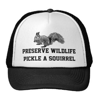 preserve wildlife cap