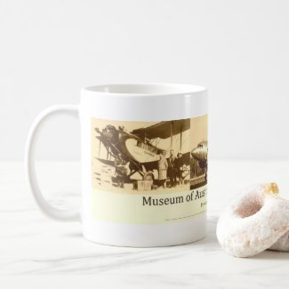 Preserving Australia's Commercial Aviation History Coffee Mug