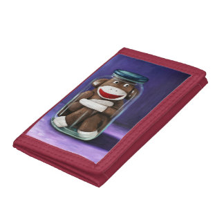 Preserving Childhood 3 Trifold Wallets