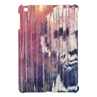 President Abraham Lincoln Abstract Cover For The iPad Mini