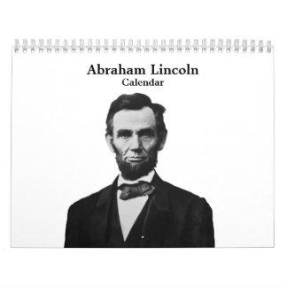 President Abraham Lincoln Calendars