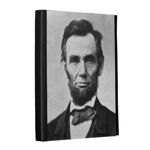 President Abraham Lincoln iPad Cases