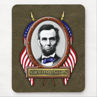 President Abraham Lincoln Civil War Mouse Pad