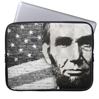 President Abraham Lincoln Computer Sleeve