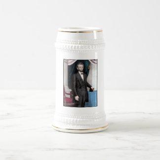 President Abraham Lincoln In Color Mug