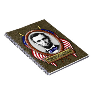 President Abraham Lincoln Notebook