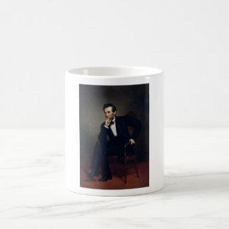 President Abraham Lincoln Painting Mugs