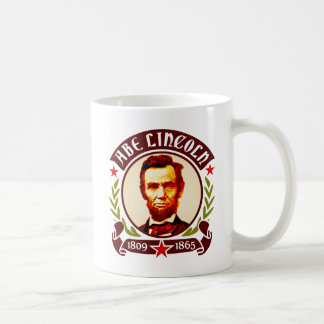 President Abraham Lincoln Portrait Coffee Mug