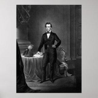 President Abraham Lincoln Print