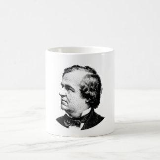 President Andrew Johnson Graphic Coffee Mug