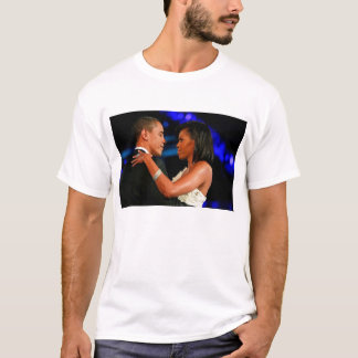 President Barack and First Lady Michelle Obama T-Shirt