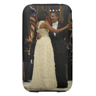 President Barack & Michele Obama iPhone 3 Tough Cases