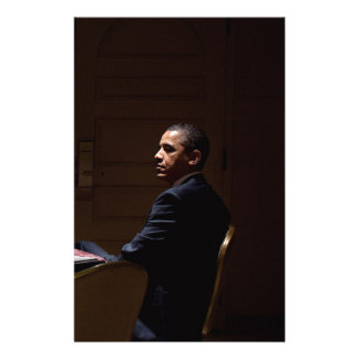 President Barack Obama 12 Stationery